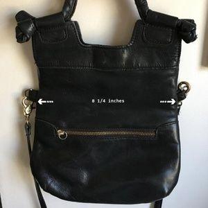 Mini crossbody Foley Corinna City Bag (Leather)